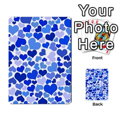 Heart 2014 0922 Multi Purpose Cards (rectangle)  by JAMFoto