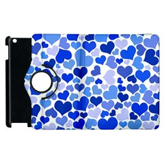Heart 2014 0922 Apple Ipad 3/4 Flip 360 Case