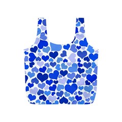 Heart 2014 0922 Full Print Recycle Bags (s)