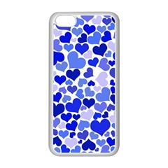 Heart 2014 0923 Apple Iphone 5c Seamless Case (white)