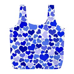Heart 2014 0923 Full Print Recycle Bags (l)  by JAMFoto