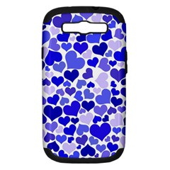 Heart 2014 0924 Samsung Galaxy S Iii Hardshell Case (pc+silicone) by JAMFoto