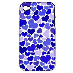 Heart 2014 0924 Apple Iphone 4/4s Hardshell Case (pc+silicone) by JAMFoto