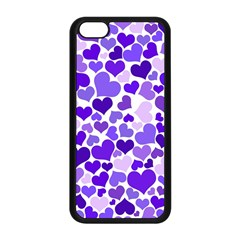 Heart 2014 0926 Apple Iphone 5c Seamless Case (black) by JAMFoto