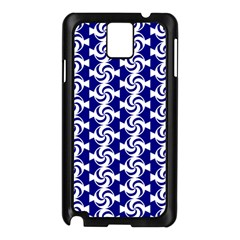 Candy Illustration Pattern Samsung Galaxy Note 3 N9005 Case (black) by creativemom