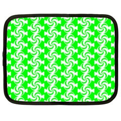 Candy Illustration Pattern Netbook Case (xl)