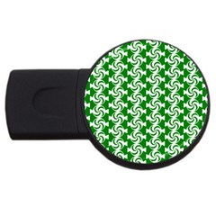 Candy Illustration Pattern Usb Flash Drive Round (2 Gb)  by creativemom