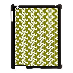 Candy Illustration Pattern Apple Ipad 3/4 Case (black) by creativemom