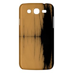 Sunset Black Samsung Galaxy Mega 5 8 I9152 Hardshell Case  by digitaldivadesigns