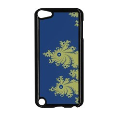 Blue And Green Design Apple Ipod Touch 5 Case (black)