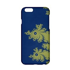 Blue And Green Design Apple Iphone 6/6s Hardshell Case by digitaldivadesigns
