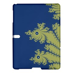 Blue And Green Design Samsung Galaxy Tab S (10 5 ) Hardshell Case  by digitaldivadesigns