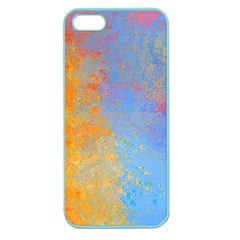 Hot And Cold Apple Seamless Iphone 5 Case (color) by digitaldivadesigns