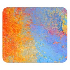 Hot And Cold Double Sided Flano Blanket (small)  by digitaldivadesigns