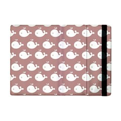 Cute Whale Illustration Pattern Ipad Mini 2 Flip Cases by creativemom