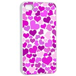 Heart 2014 0930 Apple iPhone 4/4s Seamless Case (White) Front