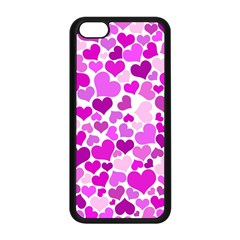 Heart 2014 0930 Apple Iphone 5c Seamless Case (black) by JAMFoto