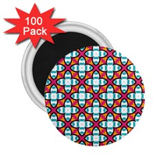Cute Pattern Gifts 2.25  Magnets (100 pack)