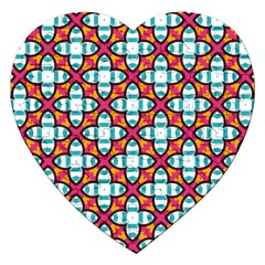 Cute Pattern Gifts Jigsaw Puzzle (Heart)
