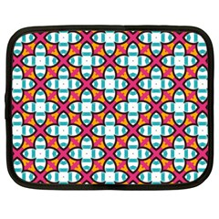 Cute Pattern Gifts Netbook Case (Large)