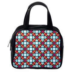 Cute Pattern Gifts Classic Handbags (One Side)