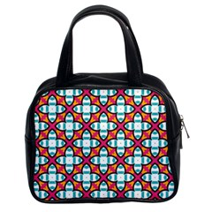 Cute Pattern Gifts Classic Handbags (2 Sides)