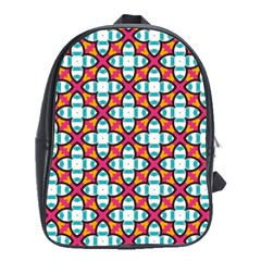 Cute Pattern Gifts School Bags(Large)