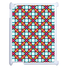 Cute Pattern Gifts Apple iPad 2 Case (White)