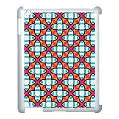 Cute Pattern Gifts Apple iPad 3/4 Case (White)