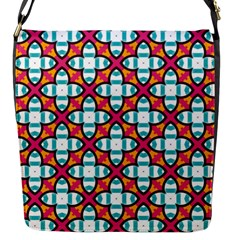 Cute Pattern Gifts Flap Messenger Bag (S)
