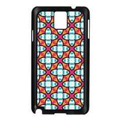 Cute Pattern Gifts Samsung Galaxy Note 3 N9005 Case (Black)