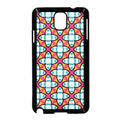 Cute Pattern Gifts Samsung Galaxy Note 3 Neo Hardshell Case (Black)