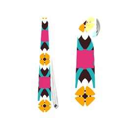 Cute Pattern Gifts Neckties (two Side)  by creativemom