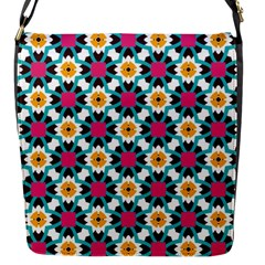 Cute Pattern Gifts Flap Messenger Bag (s) by creativemom