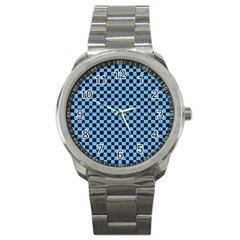 Cute Pattern Gifts Sport Metal Watches