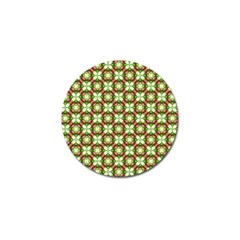Cute Pattern Gifts Golf Ball Marker (4 Pack) by creativemom