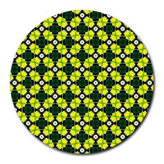 Cute Pattern Gifts Round Mousepads by creativemom