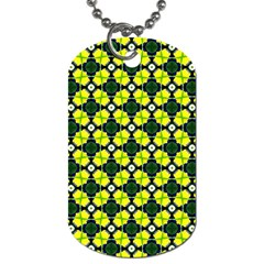 Cute Pattern Gifts Dog Tag (one Side)