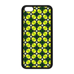 Cute Pattern Gifts Apple Iphone 5c Seamless Case (black)