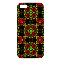 Cute Pattern Gifts Apple Iphone 5 Premium Hardshell Case by creativemom