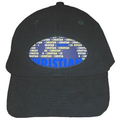 Christian Black Cap