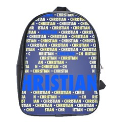 Christian School Bags(large)  by MoreColorsinLife