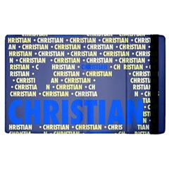 Christian Apple Ipad 3/4 Flip Case by MoreColorsinLife