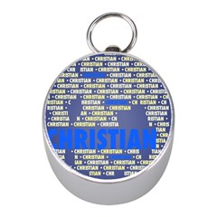 Christian Mini Silver Compasses