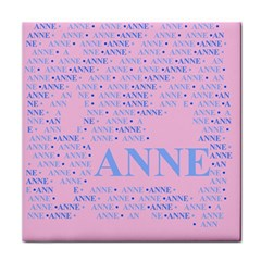 Anne Face Towel