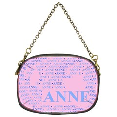 Anne Chain Purses (one Side)  by MoreColorsinLife