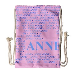 Anne Drawstring Bag (large)