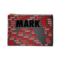 Mark Cosmetic Bag (large)