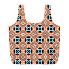 Cute Pattern Gifts Full Print Recycle Bags (l)  by creativemom