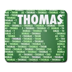 Thomas Large Mousepads by MoreColorsinLife